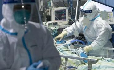 Лікарні України прийняли 477 осіб із діагнозом COVID-19, 25 із них — діти