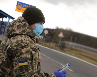Коронавірус. Від сьогодні на кордонах України тимчасово закриті 143 пункти переходів