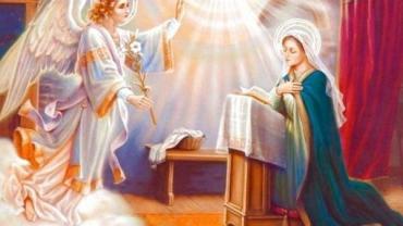 Благовіщення. Як Діва Марія дізналася про зачаття і народження нею Ісуса Христа