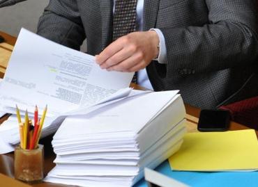 """За одну ніч до проекту нового банківського Закону """"прибули"""" три тисячі поправок"""