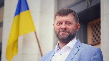 """Новий голова партії """"Слуга народу"""" Олександр Корнієнко анонсував зміну ідеології «Слуги народу»"""