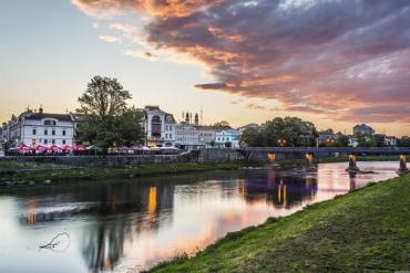 Містян і гостей столиці Закарпаття просять зберігати спокій
