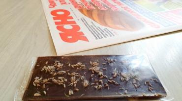Ужгород. У місцевих магазинах можна придбати особливий шоколад