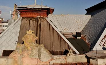 Старий Ужгород опинився перед страшною катастрофою — будівля колишньої синагоги неймовірної краси ось-ось завалиться