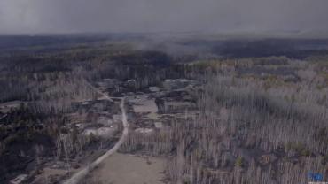 Чернобыль - ощущение абсолютного апокалипсиса