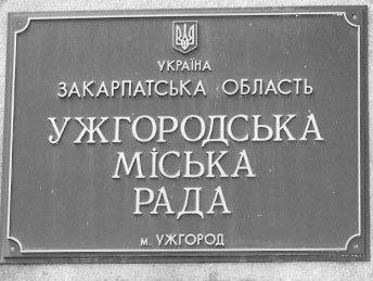 """В Ужгороде """"Слуга народа"""" и """"Рідне Закарпаття"""" могут оказаться в оппозиции"""