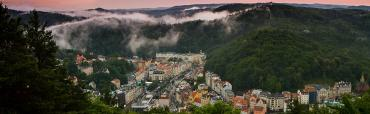 ВКарловарском крае на западе Чехии были зафиксированы подземные толчки