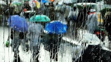 В Карпаты идет ужасное похолодание и ливни с грозами