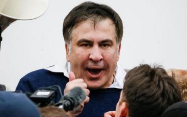 Михаил Саакашвили сделал первое интервью на польской земле