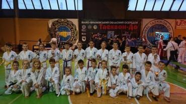 Спортсмены из Закарпатья завоевали золотые, серебряные и бронзовые награды