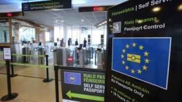 Для въезда в ЕС украинцам потребуется специальное разрешение