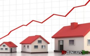 В Венгрии последние три года стремительно растет стоимость жилья