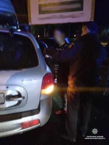 ДТП в Закарпатье: На место происшествия вызывали родителей виновника, у которого даже нет прав