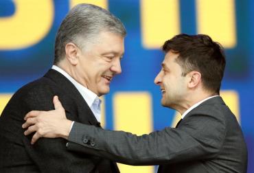 Кто будет править последующие 5 лет Украиной
