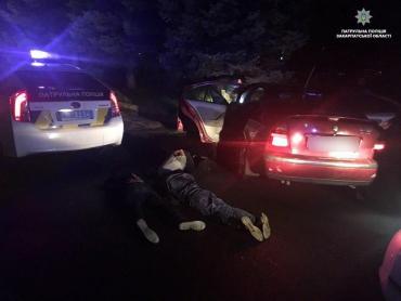 """В Закарпатье полиция гонялась за """"Шумахером"""", который не реагировал ни на что"""