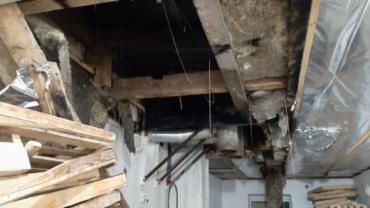 Возле Ужгорода под утро внезапно загорелась пекарня