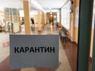 В Ужгороде карантин продлили на ещё одну неделю