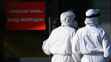 Коронавирус в Закарпатье продолжает прогрессировать