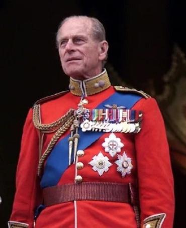 Умер супруг королевы Великобритании, принц Филипп