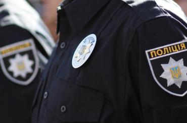 В Ужгород приехало большое количество полицейских из всех уголков Украины
