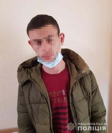 В Закарпатье найден 20-летний преступник из розыска: Расследование привело к новым деталям