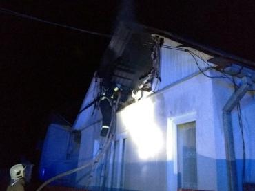 В Закарпатье семье этой ночью пришлось пережить ужас