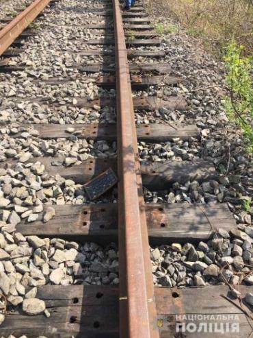 В Закарпатье пытались саботировать работу на железнодорожном пути