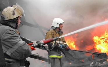 Пожар в Харьковской области: Погибли несовершеннолетние дети
