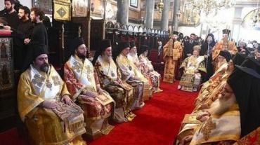 Синод Вселенского Патриархата рассмотрит украинский вопрос