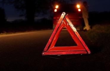 На Закарпатье джип столкнулся с легковушкой: Оба водителя в больнице