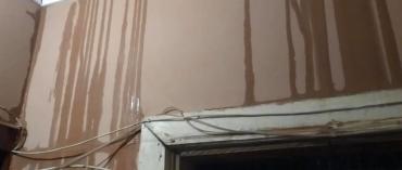 В Мукачево сильный дождь привел к нескольким ЧП