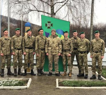 В Закарпатье уволили около 50 пограничиков