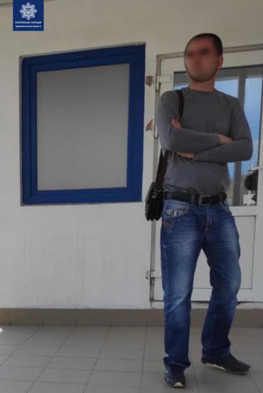 Курьез недели: В Закарпатье умник всучил полицейским уморительные водительские права