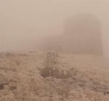 Захватывающее видео заснеженного места в Закарпатье вызывает сущий восторг