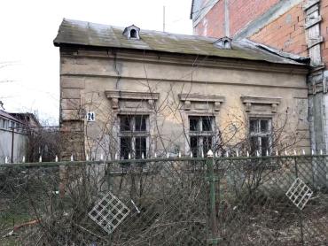 Переселенці будувалися компактно в Ужгороді на Минайській