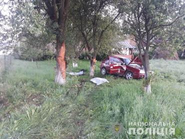 Закарпаття: Дорожня аварія відправила до лікарні відразу чотирьох людей