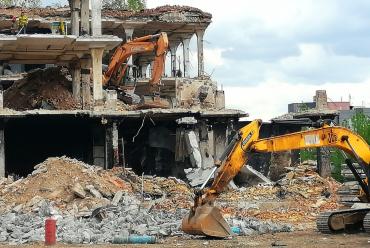 Ужгород прощается с остатками советского наследия