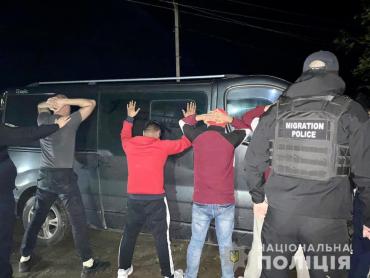 В Закарпатье провели спецоперацию по перехвату плана преступника