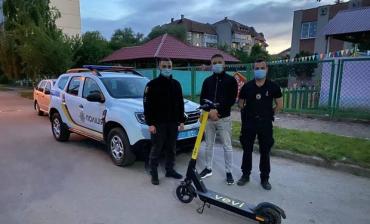 В Ужгороде люди показали себя с омерзительной стороны: Первый же день работы проката самокатов оказался фэйлом