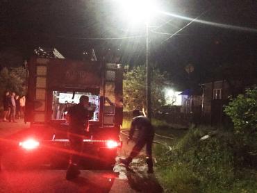 В Закарпатье под ночь жителю пришлось не сладко: Трагедия развернулась за считанные минуты