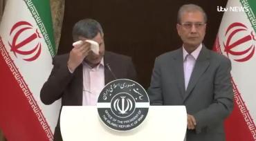 Вышел к людям с лихорадкой: Иранский заместитель министра здравоохранения заражен коронавирусом (ВИДЕО)