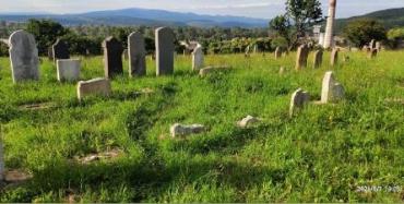 В Закарпатье надругались над еврейскими ценностями