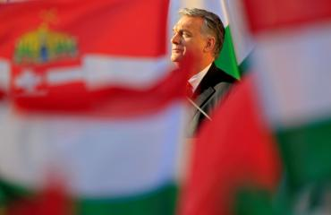 Hungary PM Orban re-elected with strong mandate