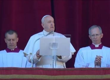 Понтифик Франциск выразил поддержку Украине