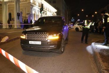 Расстреляли Range Rover: В Киеве убили 3-летнего сына депутата Соболева