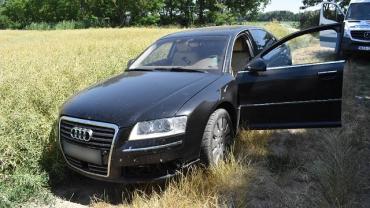 В Венгрии украинские шумахеры перевозили нелегалов для международной банды контрабандистов