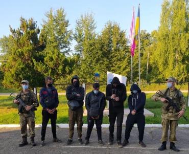 Група алжирських студентів спробувала нелегально перетнути кордон із Румунією