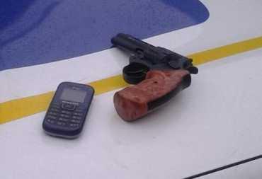 Закарпатец во время ссоры выстрелил в односельчанина с пистолета