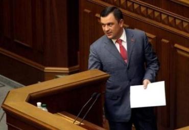 Главой Счетной палаты Украины избран Валерий Пацкан