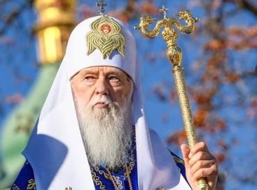 Как Филарет заклеймил Порошенко и подорвал ПЦУ